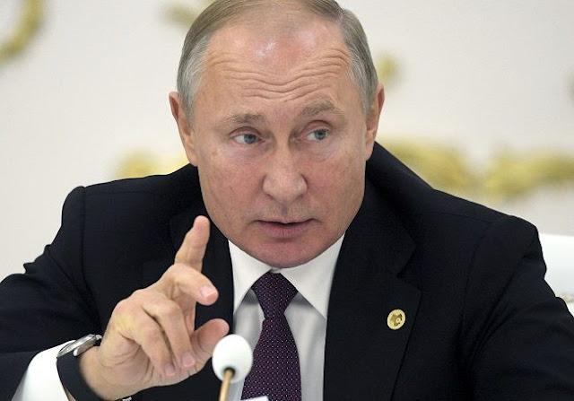 Προειδοποιήσεις Πούτιν για την τουρκική επιχείρηση στη Συρία