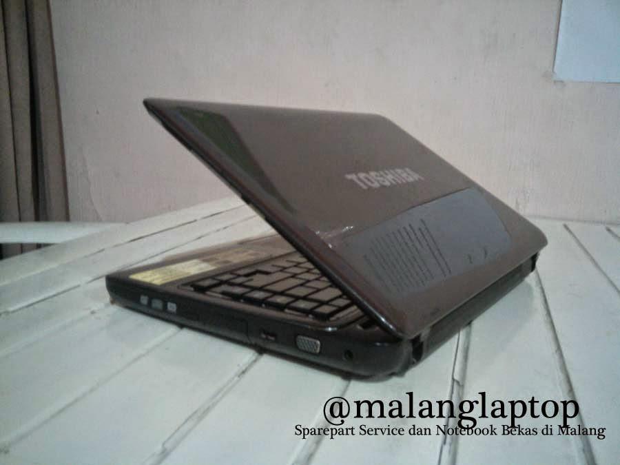 Laptop Bekas Toshiba L645 Core i5