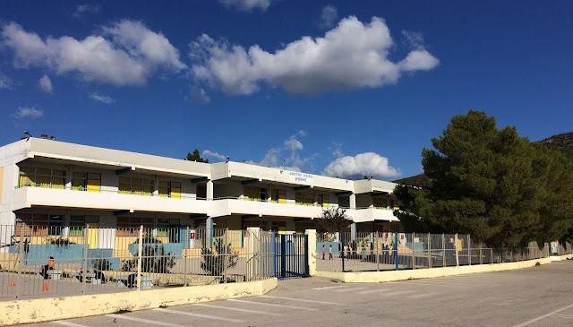 Δωρεά κάδων ανακύκλωσης στο Δημοτικό Σχολείο Ερμιόνης