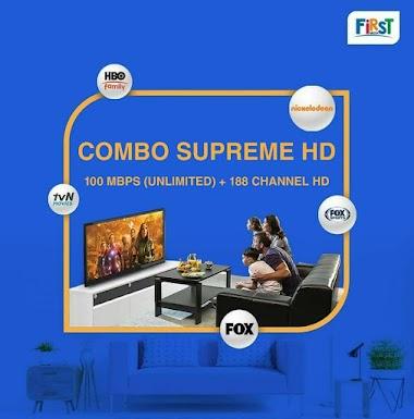 Paket Combo SUPREME HD