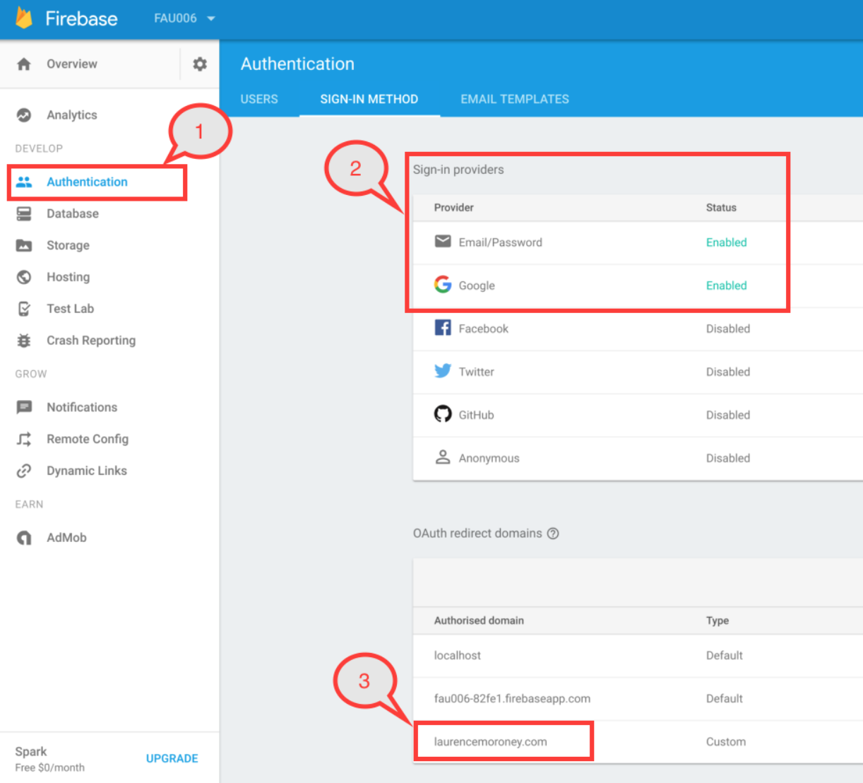 The Firebase Blog: Auth flows with Firebase UI on the Web