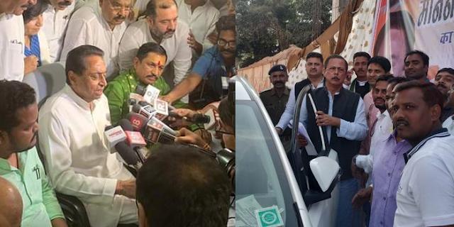 कांग्रेस: त्रिपाठी के कारण कमलनाथ और अजय सिंह में तनातनी शुरू | MP CONGRESS NEWS