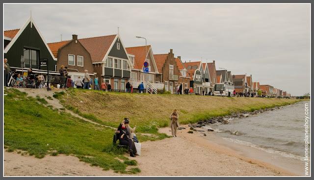 Volendam Pueblo holandés con encanto alrededores de Amsterdam