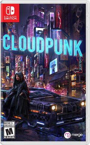 Cloudpunk v1.0.2 NSP XCI NSZ For Nintendo Switch