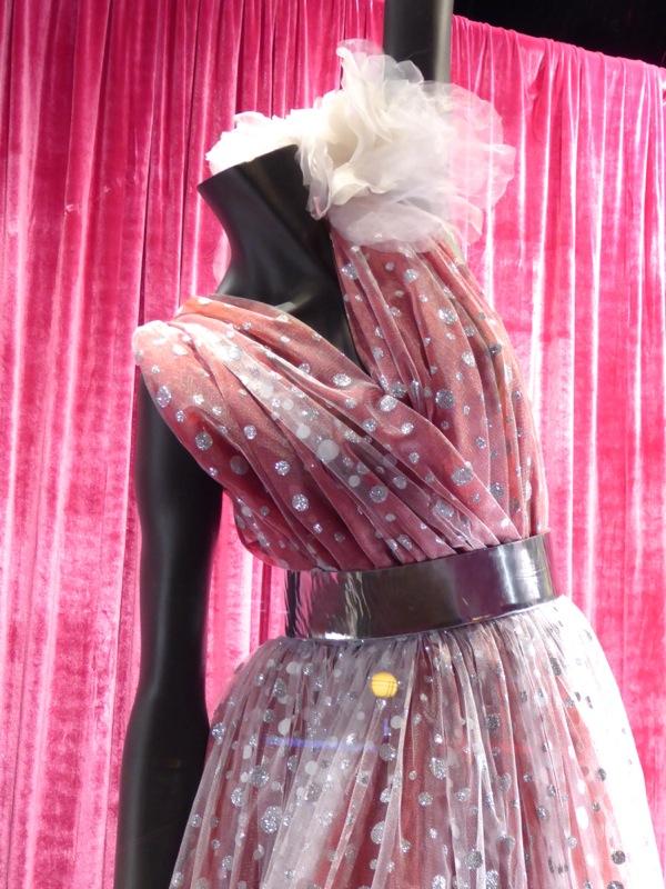 RuPauls Drag Race judging gown