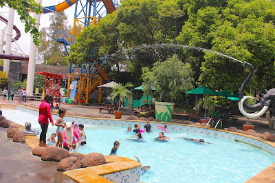 kolam anak di Atlantis Water Adventures