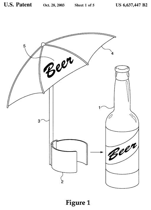 U.S. Patent 6,637,447 Figure 1