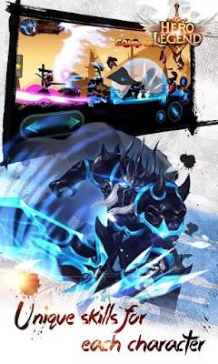 Hero Legend Apk v2.1.0 Mod (Unlimited Money)-2