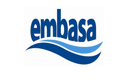 Oeste da Bahia: Lojas de atendimento da Embasa estarão abertas na sexta-feira (21) e fechadas nos feriados de Corpus Christi (20) e São João (24)