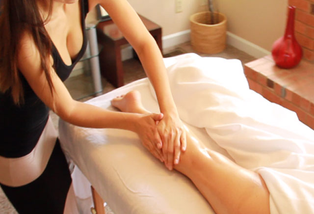 Body To Body Sandwich Massage In Bangalore