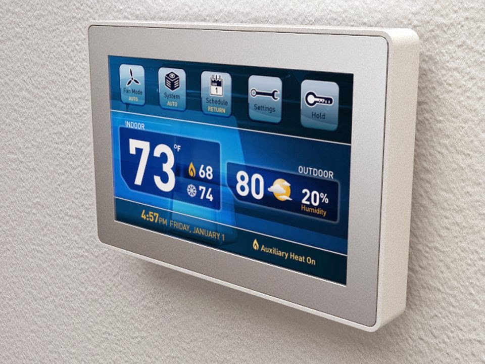 Timer On Thermostat