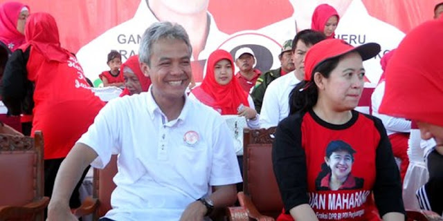 """Perang Saudara"" Kubu Puan Versus Ganjar, Bikin Bingung Kader Banteng dan Jokowers"