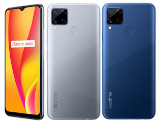 Realme C15 Specifications