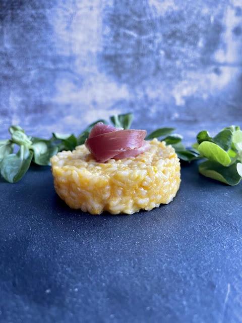 risotto au butternut