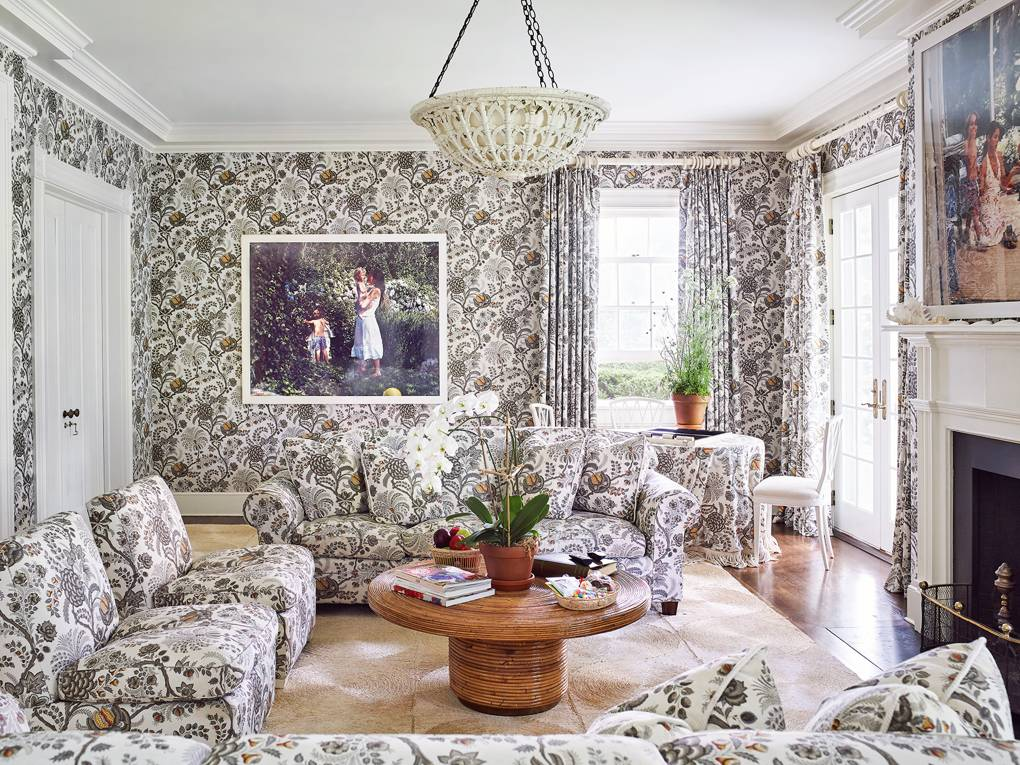 Décor Inspiration | At Home With: Aerin Lauder, East Hampton