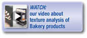 Bakery testing video