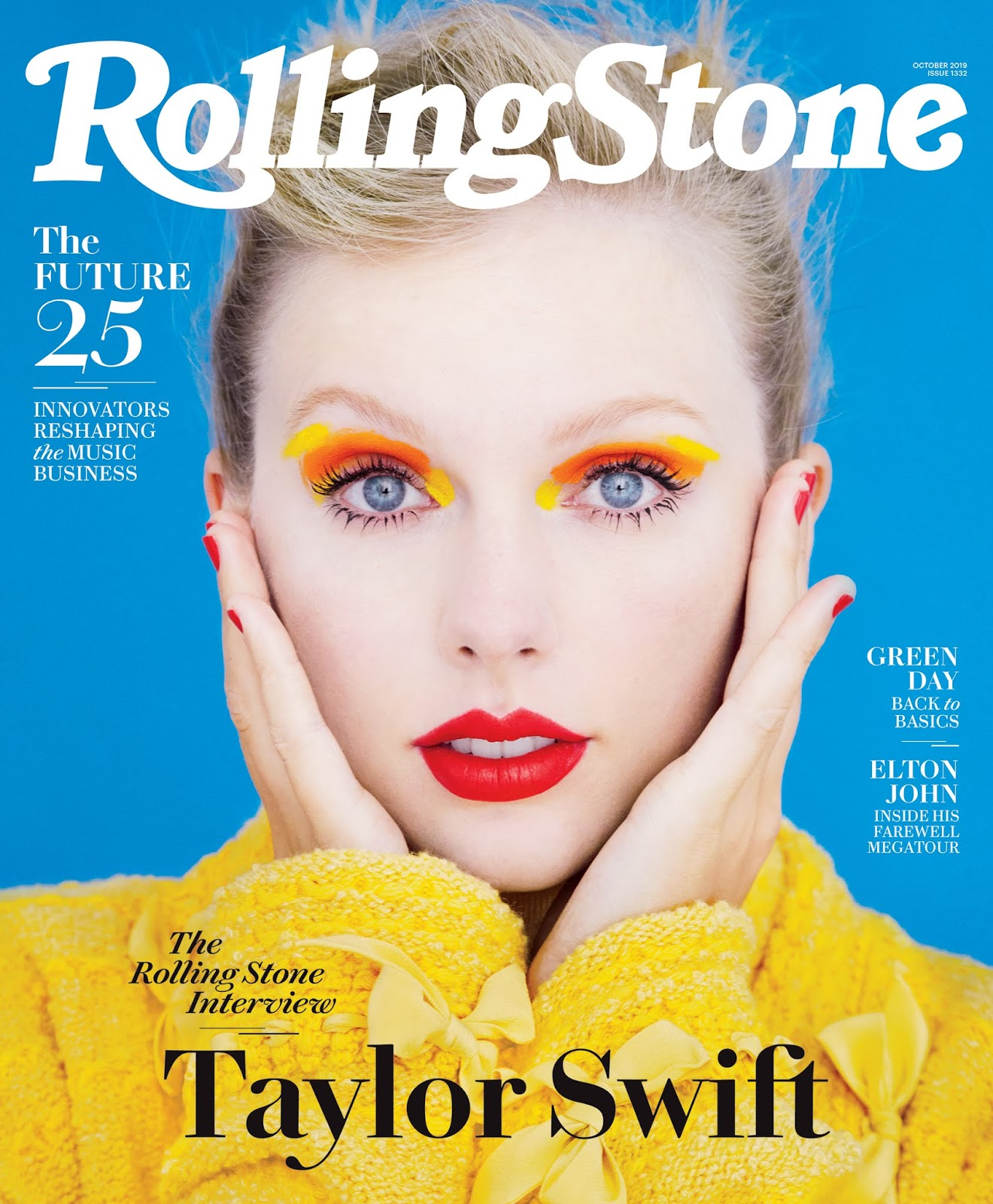 Taylor Swift gets candid with Rolling Stone