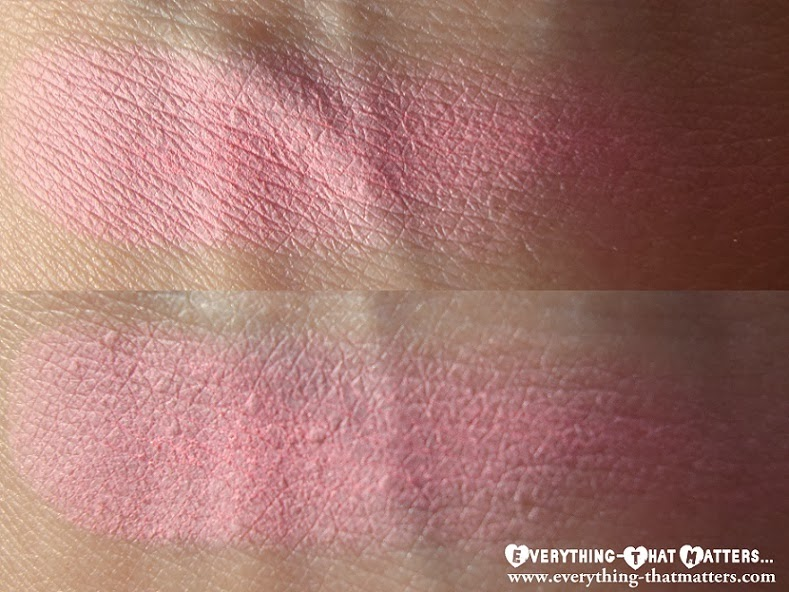 Maybelline+CheekyGlow+Peachy+Sweetie+Swatch+Pictures