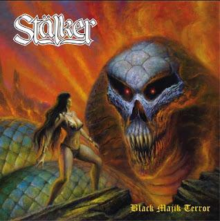 """Ο δίσκος των Stälker """"Black Majik Terror"""""""