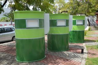 Estado anuncia construção de 12 centros de triagem de resíduos sólidos