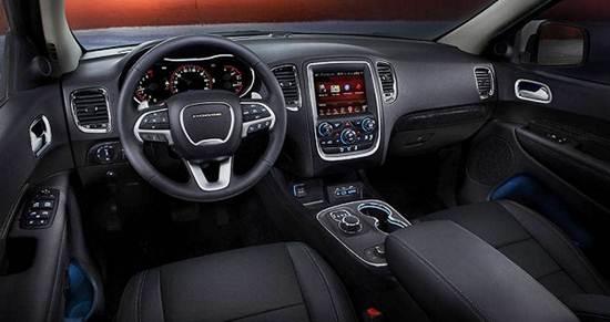 2016 Dodge Durango Limited Release Date