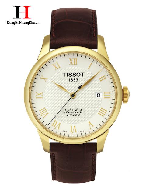 Đồng hồ đeo tay tissot nam bán chạy nhất 2016