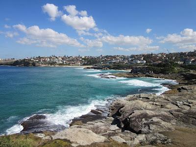 Ruta desde la playa Bondi hasta Coogee. Sydney