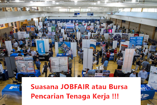 panduan lengkap mencari pekerjaan via jobfair