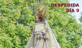 DESPEDIDA DIA 9