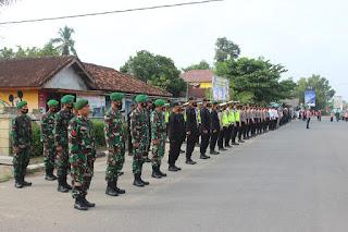 Polres Tubaba Gelar Apel Pasukan Operasi Ketupat 2021 Menjelang Hari Raya Idul Fitri