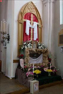 Minsk city. Catholic church of the Holy Trinity (St. Roh). Place of worship