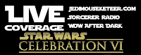 Star Wars: The Clone Wars Season Five Red Carpet Premiere at Star Wars Celebration VI - More Thrills and Maul in HD 2