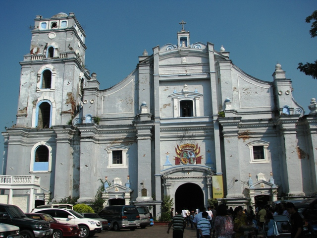 St. Nicholas of Tolentine Church at San Nicolas