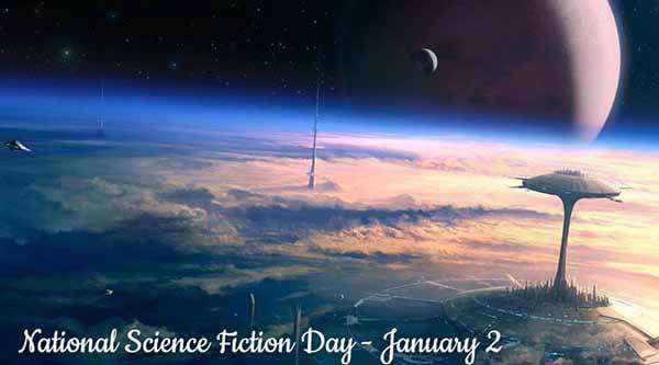 National Science Fiction Day Wishes Sweet Images