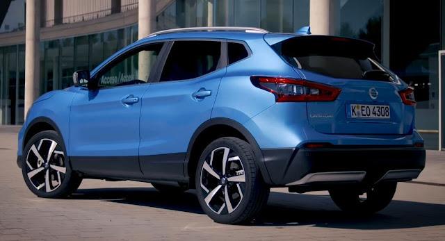 Um dos melhores SUV compactos a venda atualmente A1649d1e-2019-nissan-qashqai