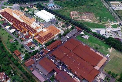 daftar perusahaan di kawasan industri KIEC Cilegon