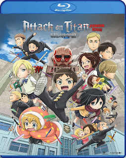 Attack on Titan Junior High – Miniserie [2xBD25] *Subtitulada