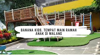 Banana kids malang