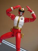 SH Figuarts Ryu Ranger Dairanger Super Sentai Chinaman Akibaranger Bandai