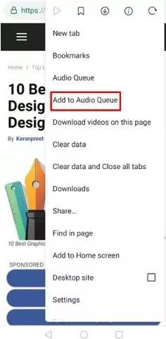 Cara Mengubah Artikel Menjadi File Audio Di Android-4