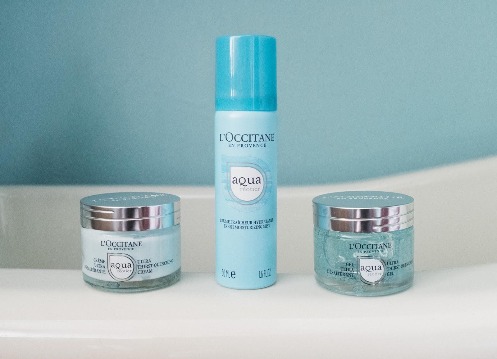 L'Occitane Aqua Réotier Collection
