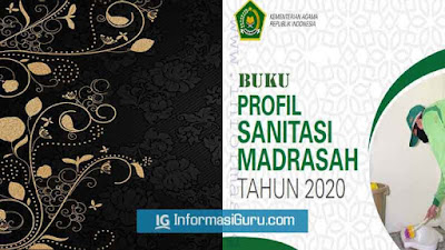 Download Buku Profil Sanitasi Madrasah Tahun 2020 I pdf