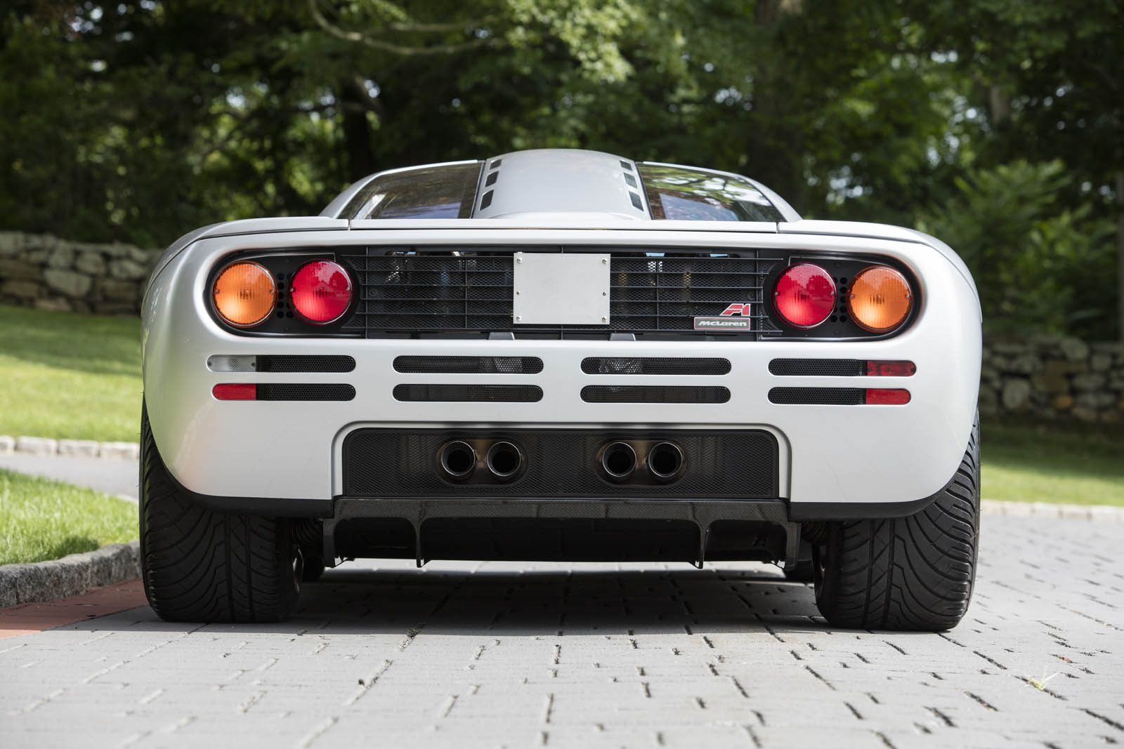 First U.S. McLaren F1 Fetches A Staggering $15.62 Million