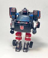 Trailbreaker Robot Mode