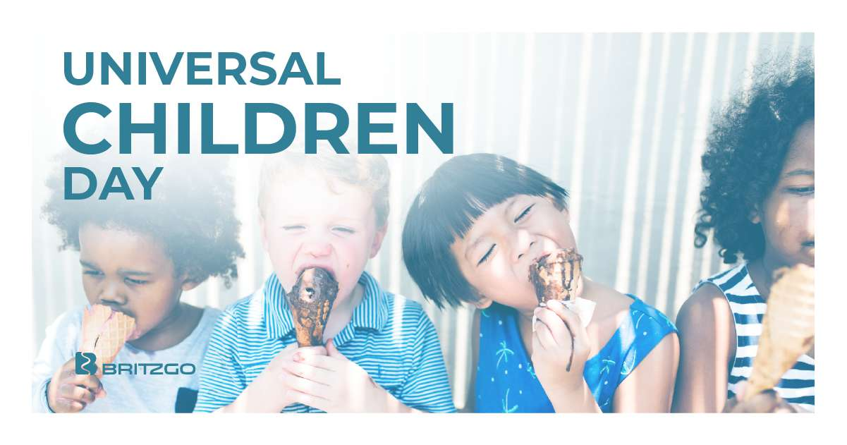 Universal Children's Day Wishes Images