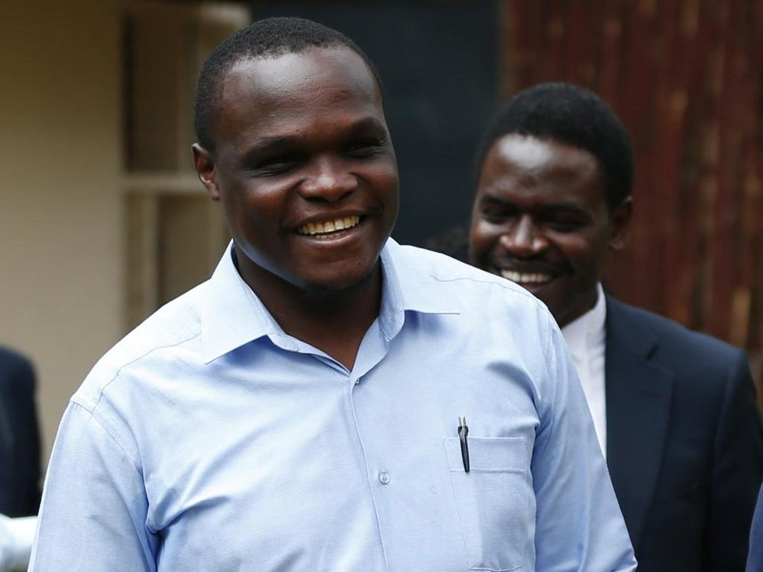 Raila Odinga's CEO Norman Magaya Admitted To ICU In Critical Condition