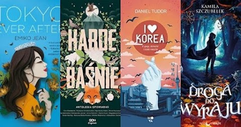 [bukszots] Tokyo Ever After, Harde Baśnie, I love Korea, Droga do Wyraju