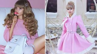 """Η 26χρονη Ρωσίδα """"Barbie"""" που έχουν φυλακισμένη οι ζάμπλουτοι γονείς της"""