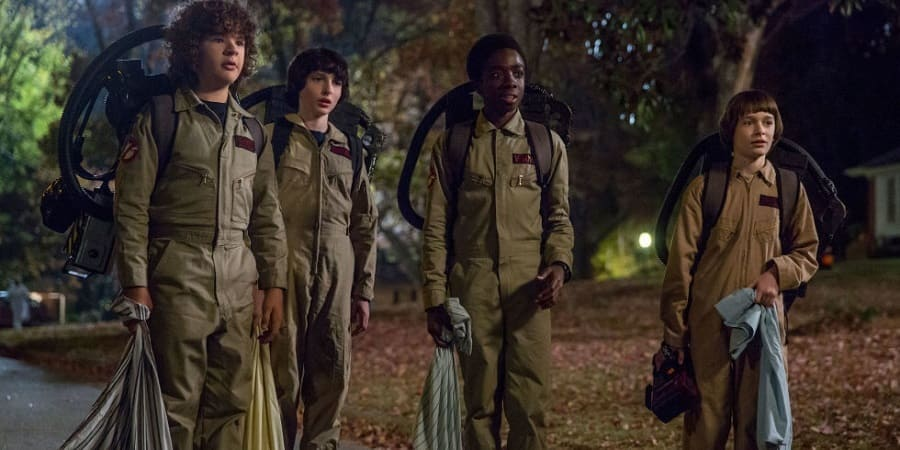 Stranger Things - 2ª Temporada Torrent Imagem