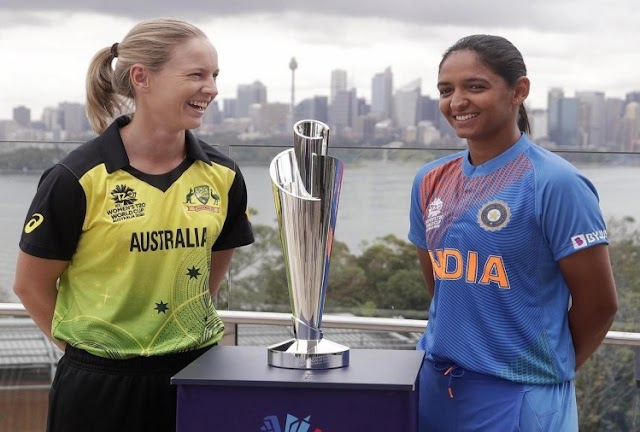 महिला T20 वर्ल्ड कप : 8 मार्च को खेला जाएगा भारत और ऑस्ट्रेलिया के बीच फाइनल मैच...